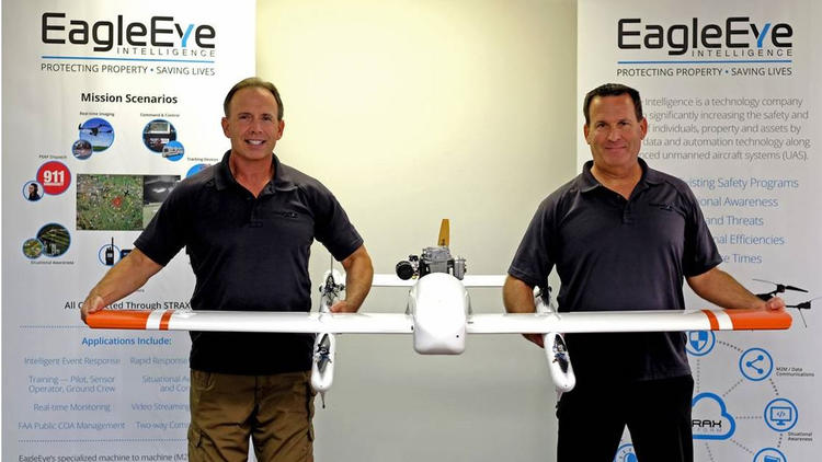 Boca Raton drone-security company wins $50,000 venture showcase prize