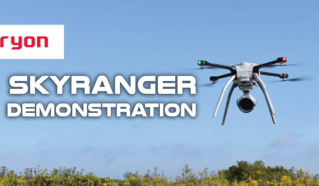 SkyRanger Demonstration 1/10/2019