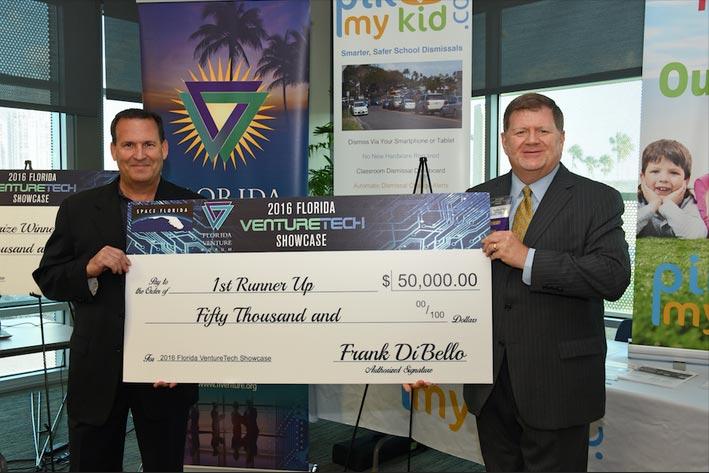Boca Raton company snags $50K prize in tech showcase