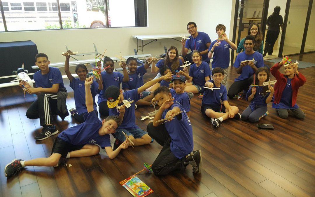 EagleEye Intelligence Hosts CSI:STEM Summer Camp Students