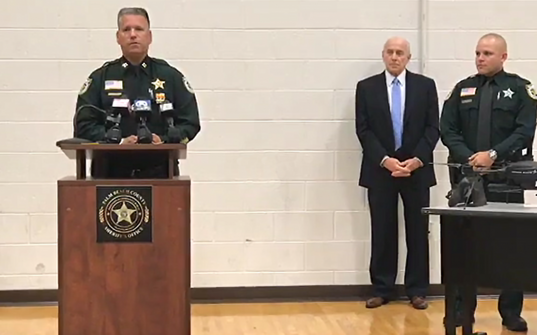 PBSO to use Drones to locate special needs children & adults