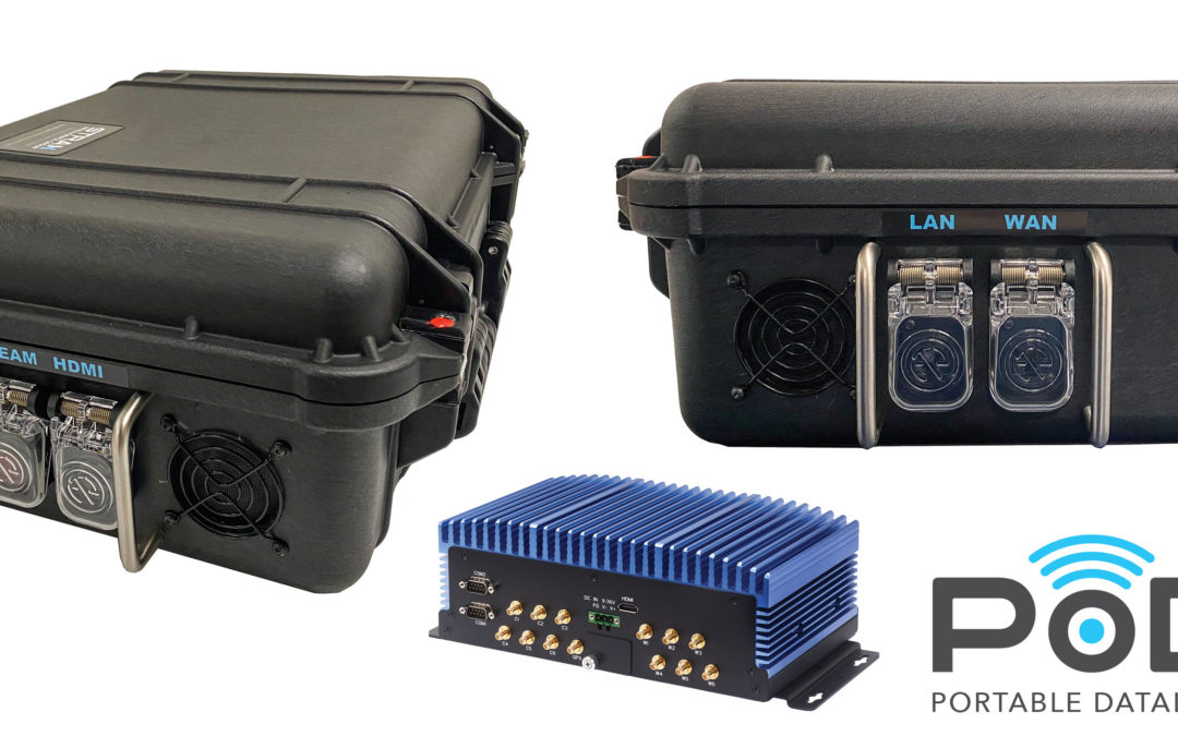 STRAX Intelligence Group partners with Dejero to create rugged Portable Datalink Device to ensure connectivity in the field