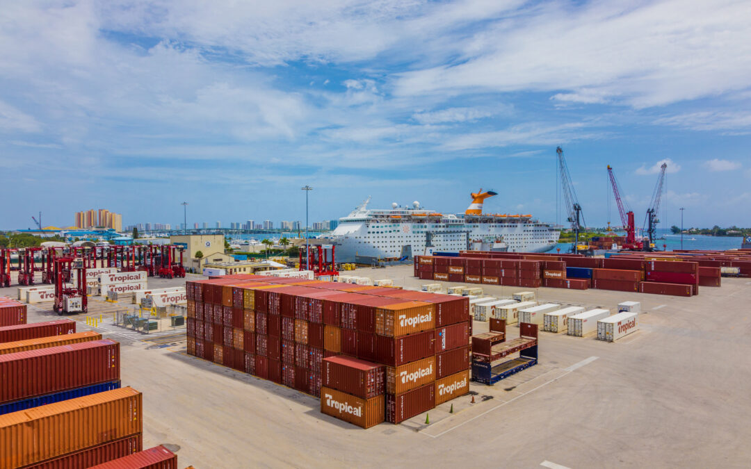Port of Palm Beach adopts STRAX Platform for Enhanced Security
